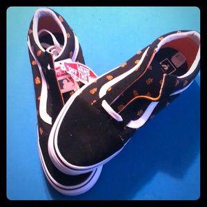 Vans San Francisco Giants sneakers. Brand new